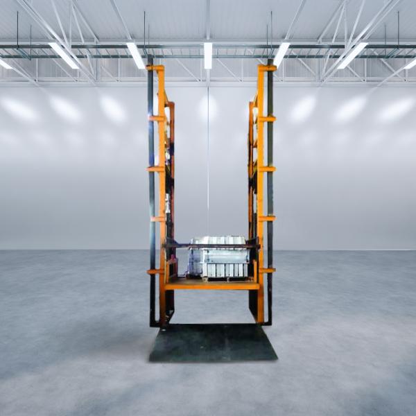 Hydraulic Vertical Lift (ii)