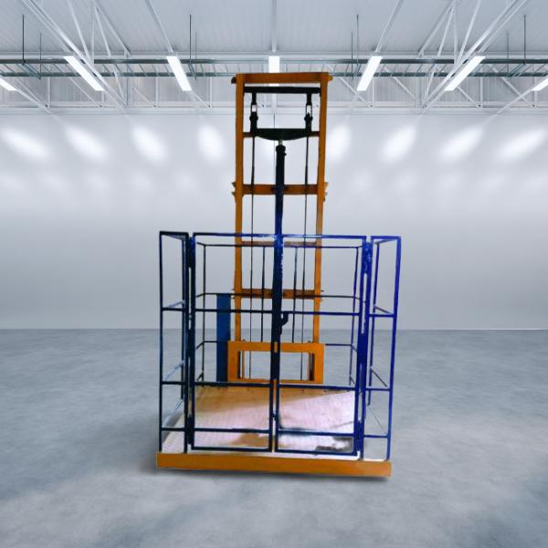 Hydraulic Vertical Lift (i)